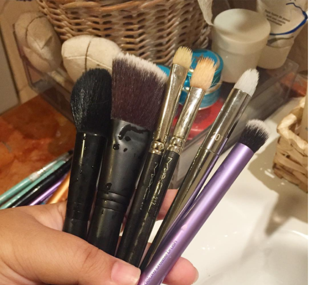 Makeup Brushes I Love!