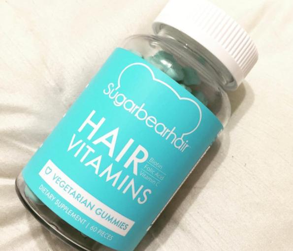 Sugar Bear HairGummies