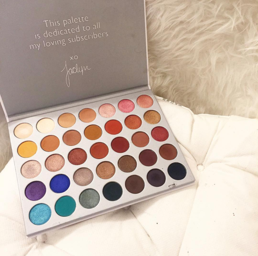 Morphe x Jaclyn Hill Palette! My thoughts?